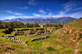 Restoration work begins at ancient theatre of Sparta | Social Science | Scoop.it