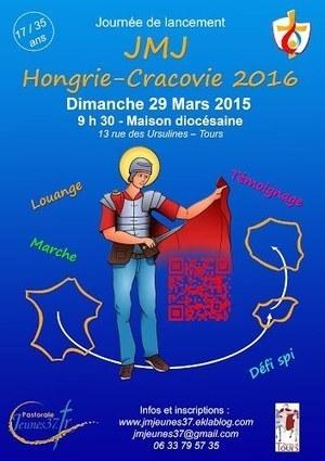 JMJ Hongrie-Cracovie 2016 | Nouvelles du doyenné et du diocèse | Scoop.it