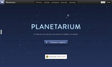 Planetarium - Interactive star map and virtual sky | Historia y Mapas | Scoop.it