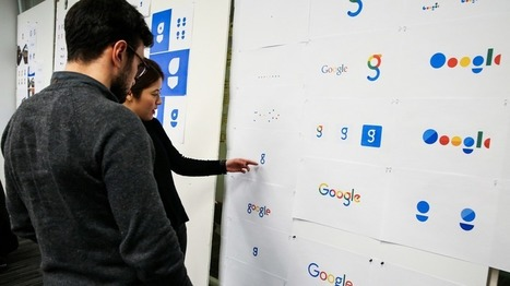 Google Gets A New Logo | MarketingHits | Scoop.it