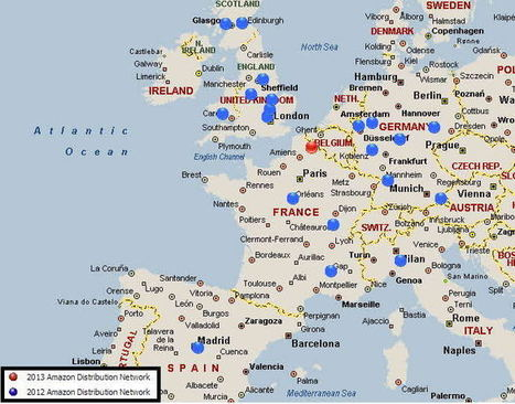 Amazon Distribution Network Strategy | MWPVL International | Digest | Scoop.it