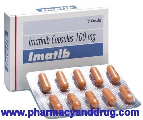 Generic Imatib, Gleevec, Glivec (Imatinib)   Anti Cancer Medicine   Scoop.it