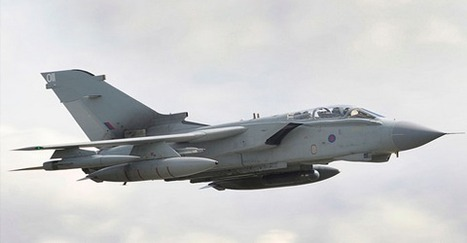 British fighter jets fly with 3D printed parts for first time | History 2[+or less 3].0 | Scoop.it