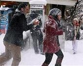Surprise snowstorm traps thousands of Iranians | Sustain Our Earth | Scoop.it