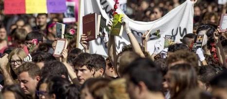 La Razón. Sin derecho a estudiar por la huelga salvaje | La prensa | Scoop.it