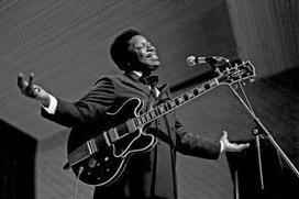 Musique. L'icône du blues BB King n'est plus   Courrier International   Kiosque du monde : Amériques   Scoop.it