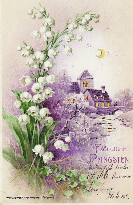 Historische Fröhliche Pfingsten | gaidaphotos | Scoop.it