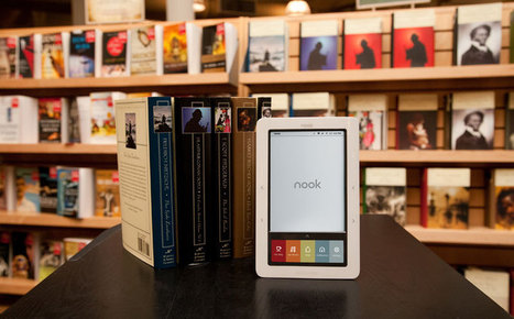 Barnes and Noble has Lost Over 1 Billion Dollars on Nook | Publishing Digital Book Apps for Kids | Scoop.it