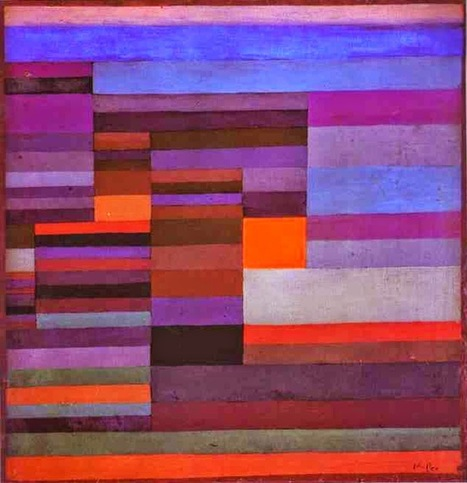 ART and ARCHITECTURE, mainly: Paul Klee at the Tate Modern ... | art deco and bauhaus | Scoop.it