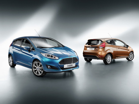 2014 Ford Fiesta 1.0-liter EcoBoost ~ Grease n Gasoline | PCG Digital Marketing | Scoop.it