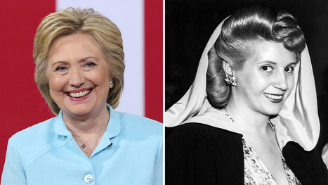 Dinesh D'Souza Releases Video Likening Hillary Clinton to Eva Peron Ahead of DNC Acceptance Speech | THE MEGAPHONE | Scoop.it