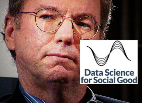 Google chief Eric Schmidt is personally bankrolling this data-science think tank | Café de Analytics | Scoop.it
