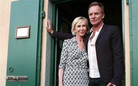 Wine made by Sting on his Tuscan estate recognised as one of Italy's finest | East Coast Limousine Service | Scoop.it