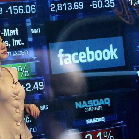 How Facebook Has Changed Since Going Public 1 Year Ago | content | Scoop.it