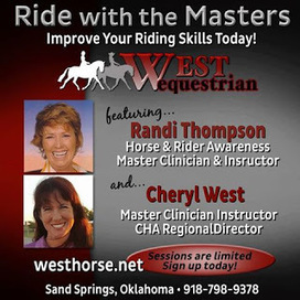 'Ride with the Masters! Improve Your Riding Skills Today  | Horse and Rider Awareness | Scoop.it