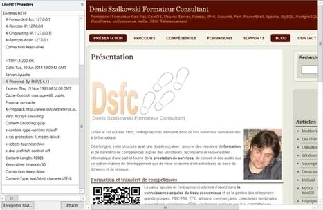 Masquer la version de Php utilisée par le serveur Http | Informatique | Scoop.it