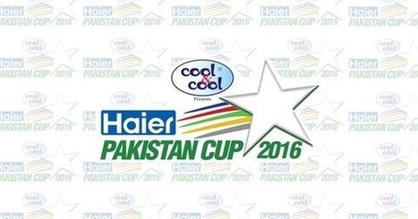 Pakistan Cup 2016 Schedule, Fixtures & (Squad) Teams Players List   Pk Live Info   National testing Service   Scoop.it