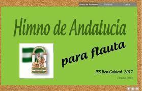 Noteflight - Himno de Andalucía   Juegos Tic para Música Primaria   Scoop.it