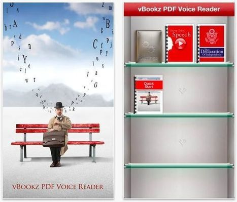 vBookz PDF Voice Reader Includes New Font For People - Cult of Mac | Moms of Dyslexic Learners | Scoop.it