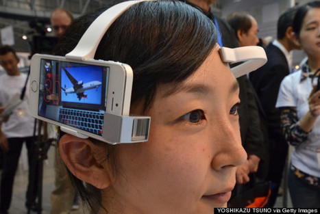 13 Incredible Tech Inventions You Won't Believe You Missed In 2013 | FutureChronicles | Scoop.it