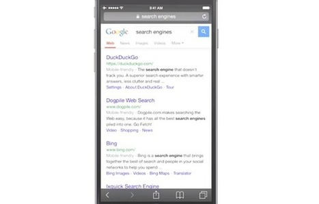 Will Your Site Survive the New Google Mobile-Friendly Test? | An Eye on New Media | Scoop.it