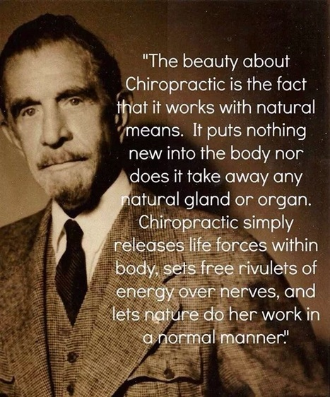 Beauty About Chiropractic Care | Chiro-Care | Scoop.it