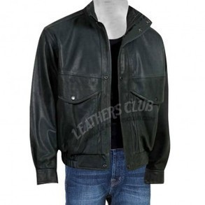 Classic Italian Movie Leather Jacket | Movie Jackets | Scoop.it