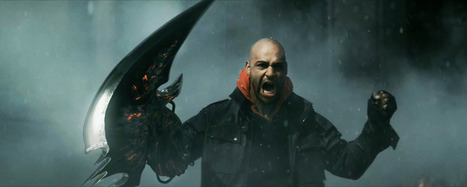 "Cinematic ""Prototype 2"" Trailer Goes For the Jugular 