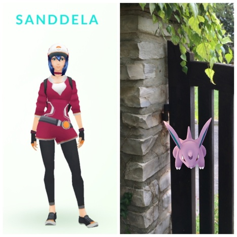 Mes 5 retours d'expérience sur l'app Pokémon Go - Mère et fille 2.0 | La révolution numérique - Digital Revolution | Scoop.it