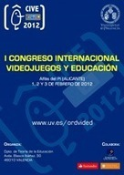 I Congreso Internacional de Videojuegos y Educación - Actas | Edulateral | Scoop.it