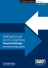 Cambridge Journals Online - Behavioural and Cognitive Psychotherapy - Abstract - Competences Required for the Delivery of High and Low-Intensity Cognitive Behavioural Interventions for Chronic Fati... | Low Intensity CBT & Psychological Wellbeing Practice | Scoop.it
