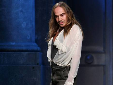 John Galliano ties luxury labels in legal knots | Luxury Innovation | Scoop.it