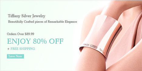 Cheap Tiffany & Co Jewelry Outlet All Items 50%-70% Off Now   Mary Ozdemir's store   Scoop.it