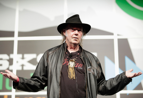 Neil Young Reaches 800,000 PonoMusic Kickstarter Goal in 1 Day ... | Crowdfunding Sound | Scoop.it