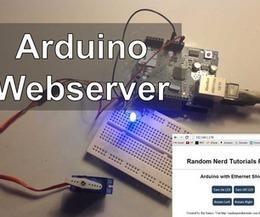 Arduino Webserver Control Lights, Relays, Servos, etc... | Arduino | Scoop.it