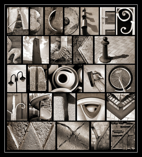 Alphabet Photography by Abba Richman | Best Bookmarks | Everything Photographic | Scoop.it