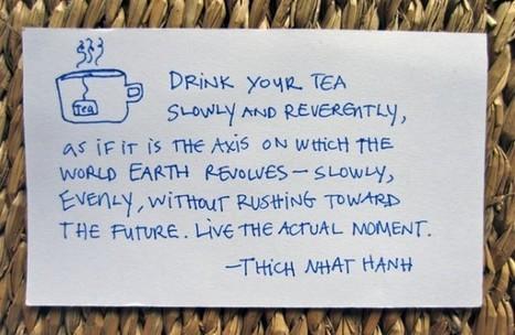 The tea, leadership, loyalty axis | Cooper Journal | Reinvent Your Leadership | Scoop.it