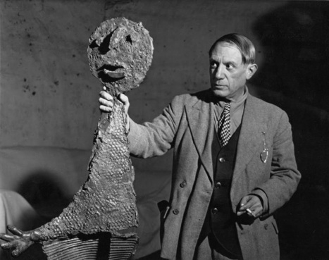 Picasso on Success and Why You Should Never Compromise in Creative Work | positive psychology | Scoop.it