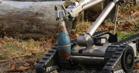 Robots en pie de guerra - BricoGeek.com | Tecnologia, Robotica y algo mas | Scoop.it