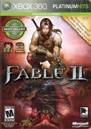Fable 2 Platinum Hits - Microsoft - FIND THE GAMES | Games on the Net | Scoop.it