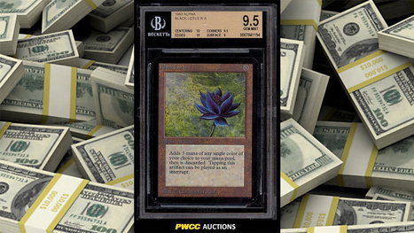 Rare Magic Card Sells For $27,000 | Strange days indeed... | Scoop.it