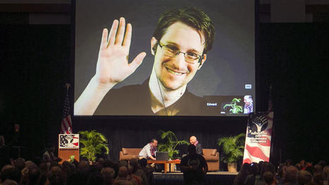 Edward Snowden joins Twitter, immediately gets more followers than NSA | UnSpy - For Liberty! | Scoop.it