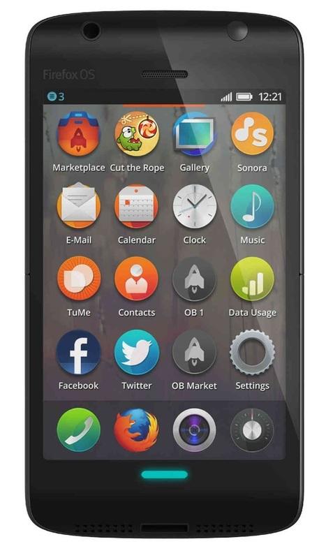 iTechniqs tech news: Firefox OS Smartphone ZTE | New Technology News | Scoop.it