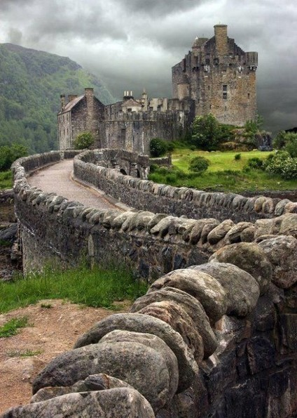 Eilean Donan Castle in Scotland   The Best Places in the World to Travel   Scoop.it