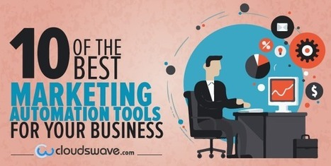 10 of the Best Marketing Automation Tools for Your Business | Marketing and Blogging resources | Scoop.it