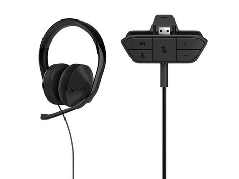 Xbox One Headset and Adapter Unveiled | Video Games | Scoop.it