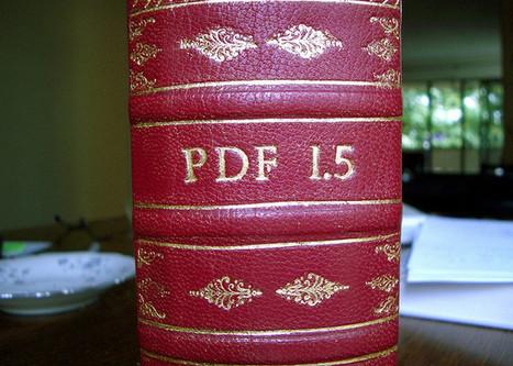 Un format standard pour le livre numérique, du PDF à l'EPUB - Actualitté.com | L'édition numérique pour les pros | Scoop.it