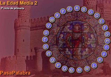 EDAD MEDIA: 2 divertidos juegos de Pasapalabras « Juegos gratis y Software Educativo   Historia. Ciencias sociales   Scoop.it
