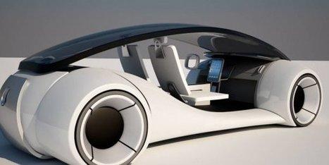 L'offensive secrète d'Apple dans la voiture connectée | high-tech, tendances et prospective | Scoop.it