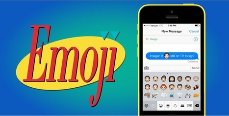 Seinfeld Emojis are Quite Possibly Some of the Best Emoticons Yet [DESIGN] | Digital-News on Scoop.it today | Scoop.it